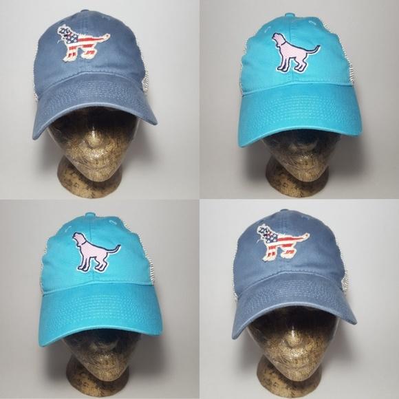SofriCo Accessories - SoFriCo Snapback Trucker Hat Hound Logo Hats 2